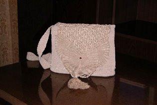 схемы вязания сумок крючком из пакетов - Сумки.