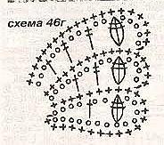 схема для кофточки 3.