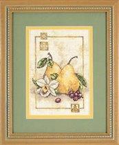 Дизайн: Pamela Gladding В наборе: хлопковое мулине, 14 канва Аида цвета слоновой кости, украшения, игла, инструкция.