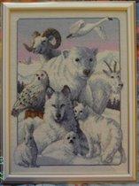 """Схема - 00336 -  """"Northern Dignity """", фото 1 - Схемы для вышивания крестиком."""