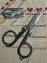 Складные ножнички