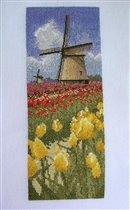 """Tulip Fields "" Heritage (панелька Клейтона) ."