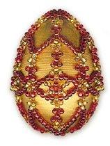 Риолис Яйцо пасхальное 4 Б037 Техника: плетение бисером Размер: 5 х 4 см В набор входит: цветная.