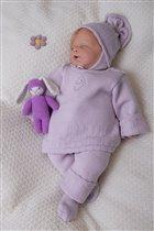 Вязаная одежда для новорожденных, какая одежда необходима для молодой мамы.