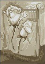 140х200 крестиков, 8 цветов, палитра ДМС. вышиваю на 14-аиде в три нитки. выложила в Анонсы-Розы. происхождение схемы...