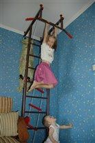 сестра, как там на верху?))))