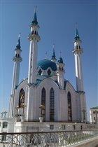 Мечеть в Казанском Кремле