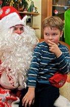 В Деда Мороза верят даже 9-летние