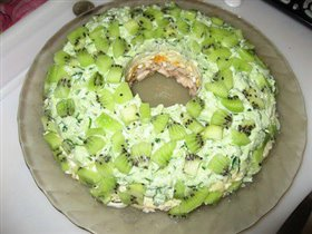 салат малахит