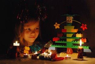 С Новым LEGO Годом!