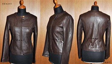 Теплые Кожаные Куртки