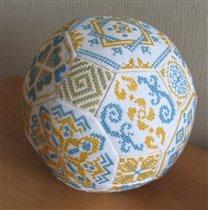 Викторианский мячик