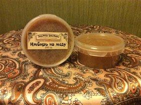 имбирь на меду