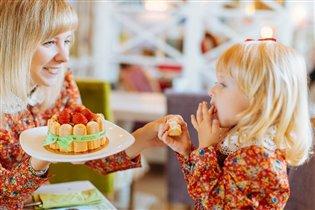 тортик для малышки