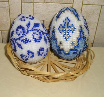 Юлия часовская оплетение яиц мастер класс для новичков #5