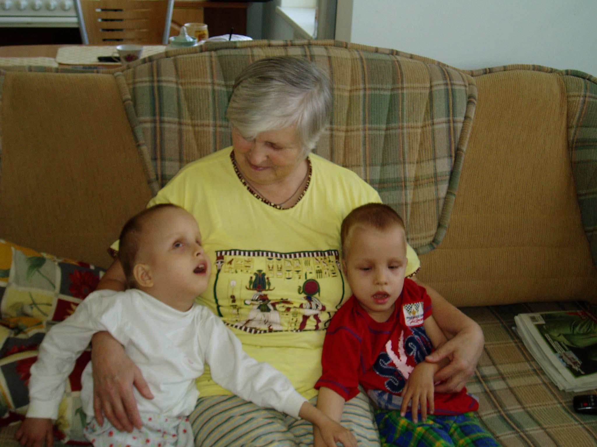 Реальное бабушка и внук 22 фотография