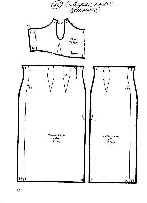8 июл 2013 Мастер класс по пошиву одежды для кукол Барби.  Уроки шитья 1) Обведите детали выкройки платья на...