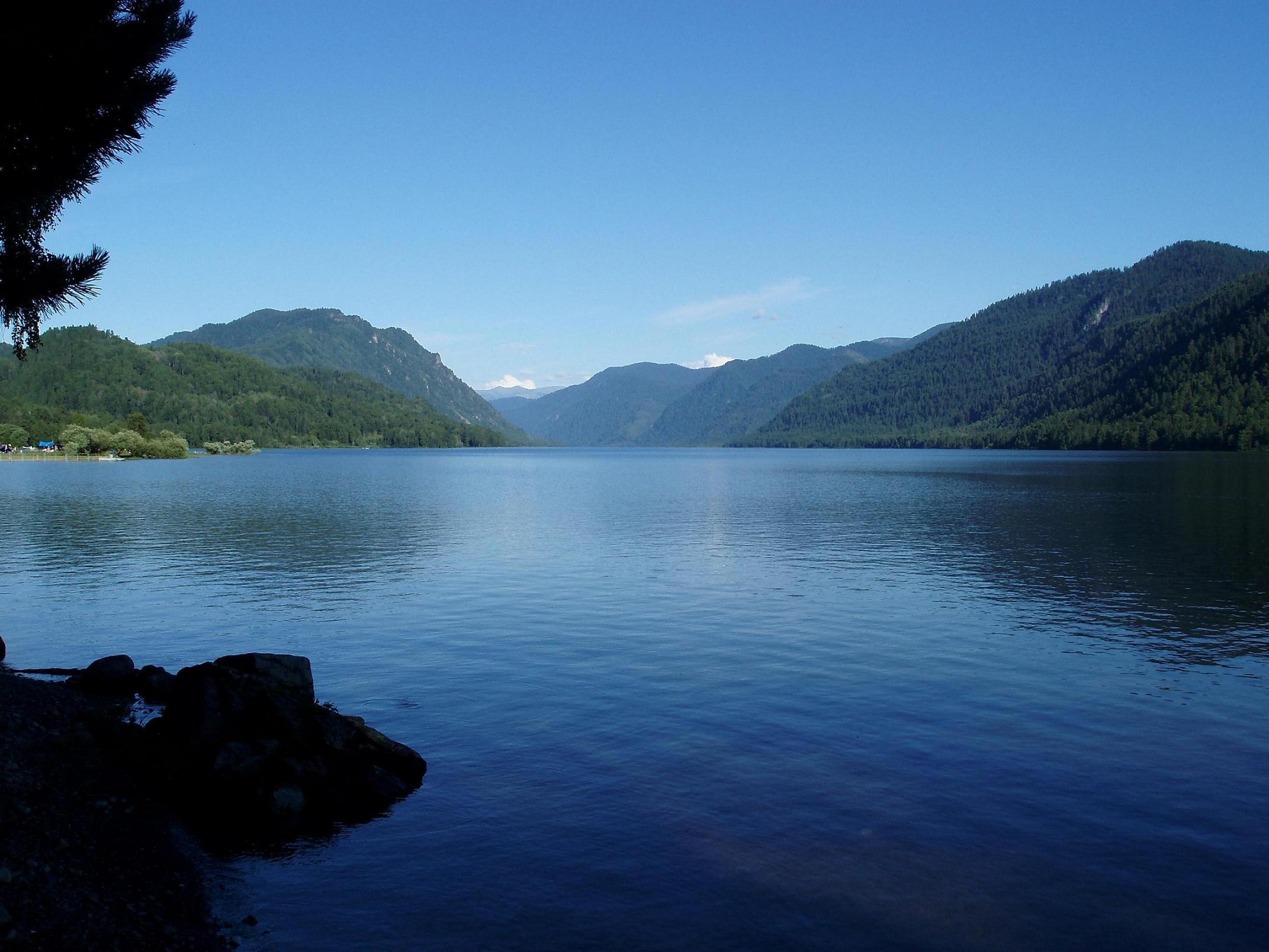 Телецкое озеро горный алтай