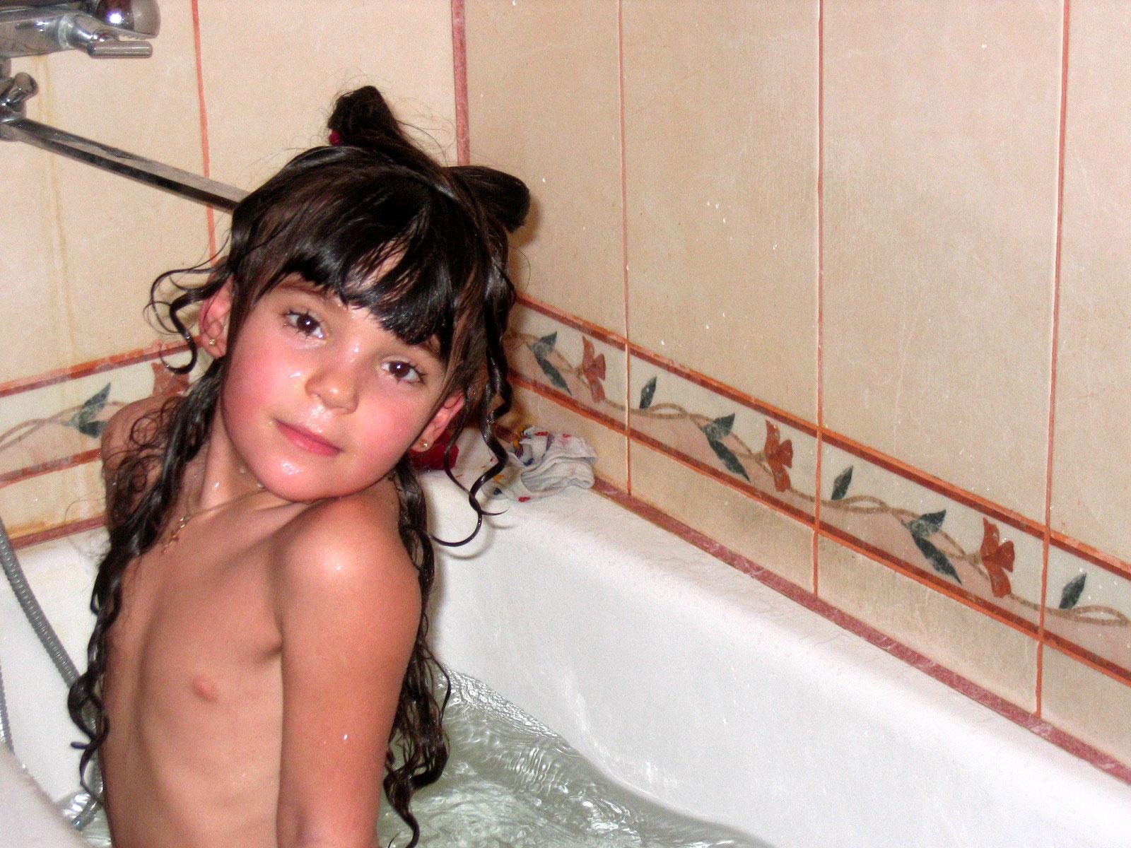Занятия любовью в ванне