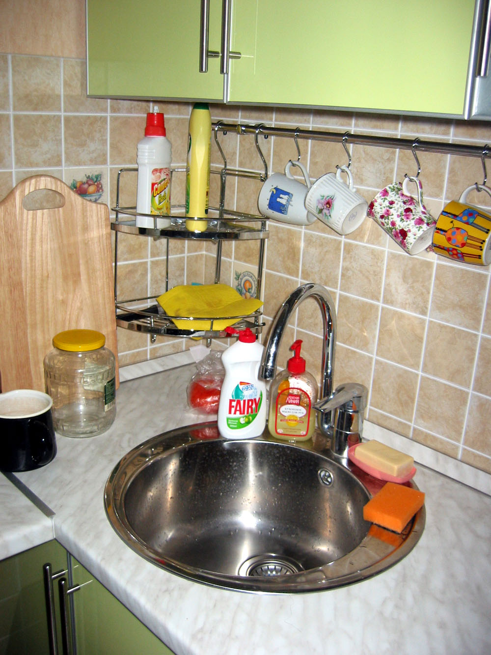 Кухня моя кухня после ремонта