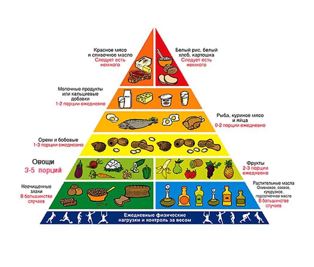 правильное питание 5 раз