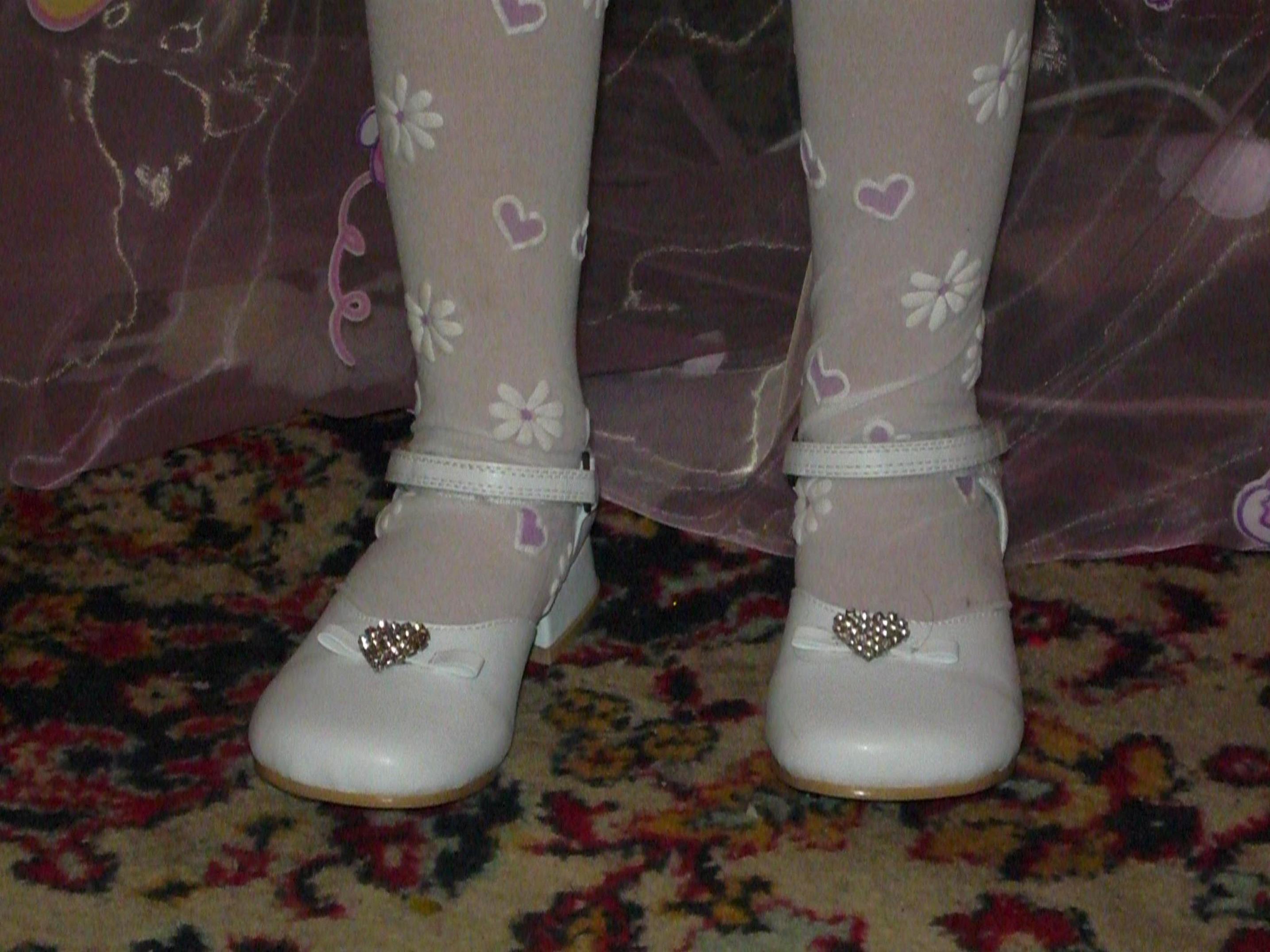 Туфли фламинго 4