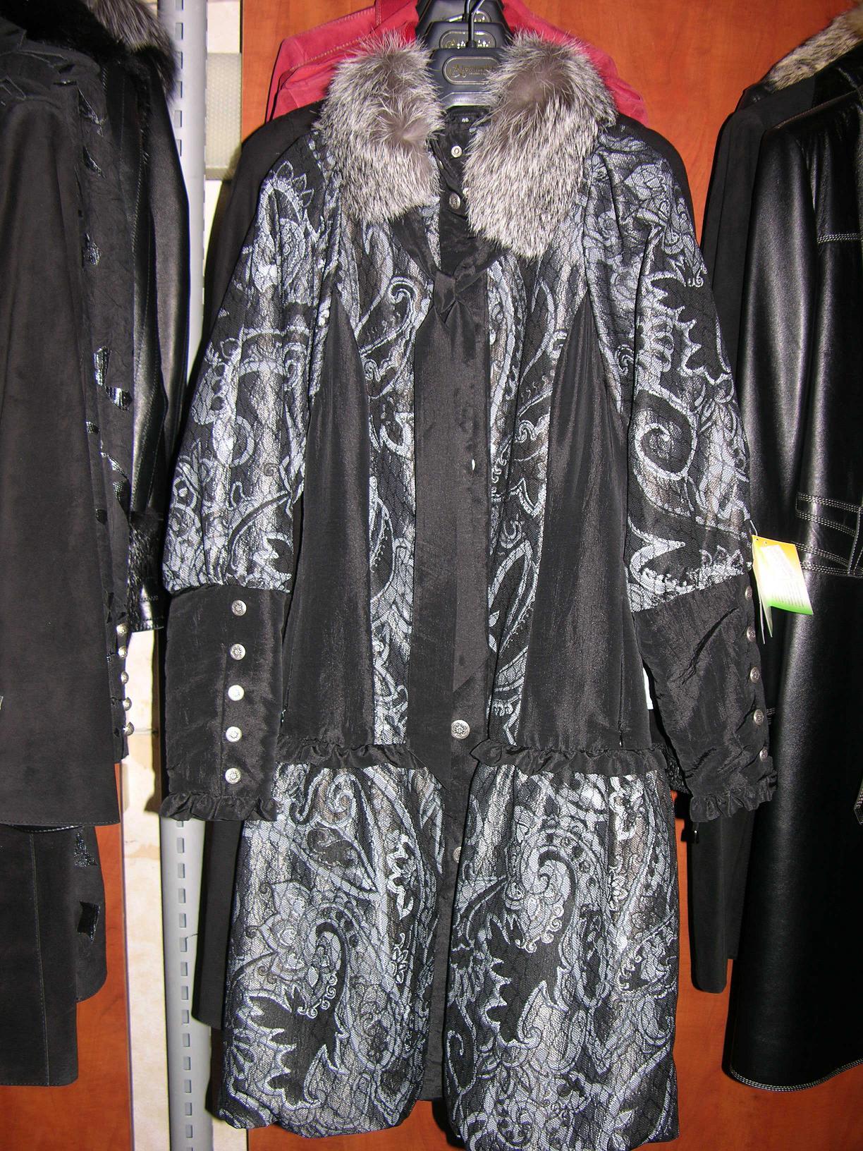Выставка пальто 2015
