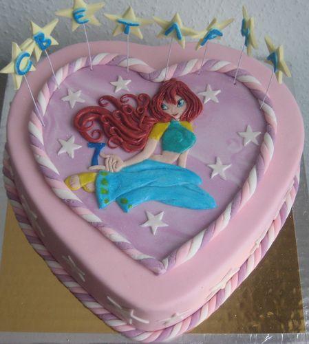 Торт с винкс фото лучшие торты