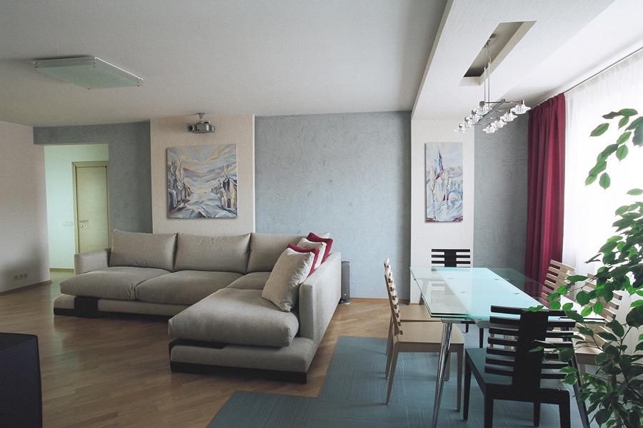 Новый дизайн в квартире