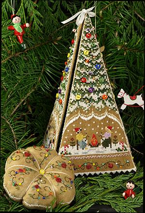 Gingerbread tree victoria sler мои хотелки my wishlist