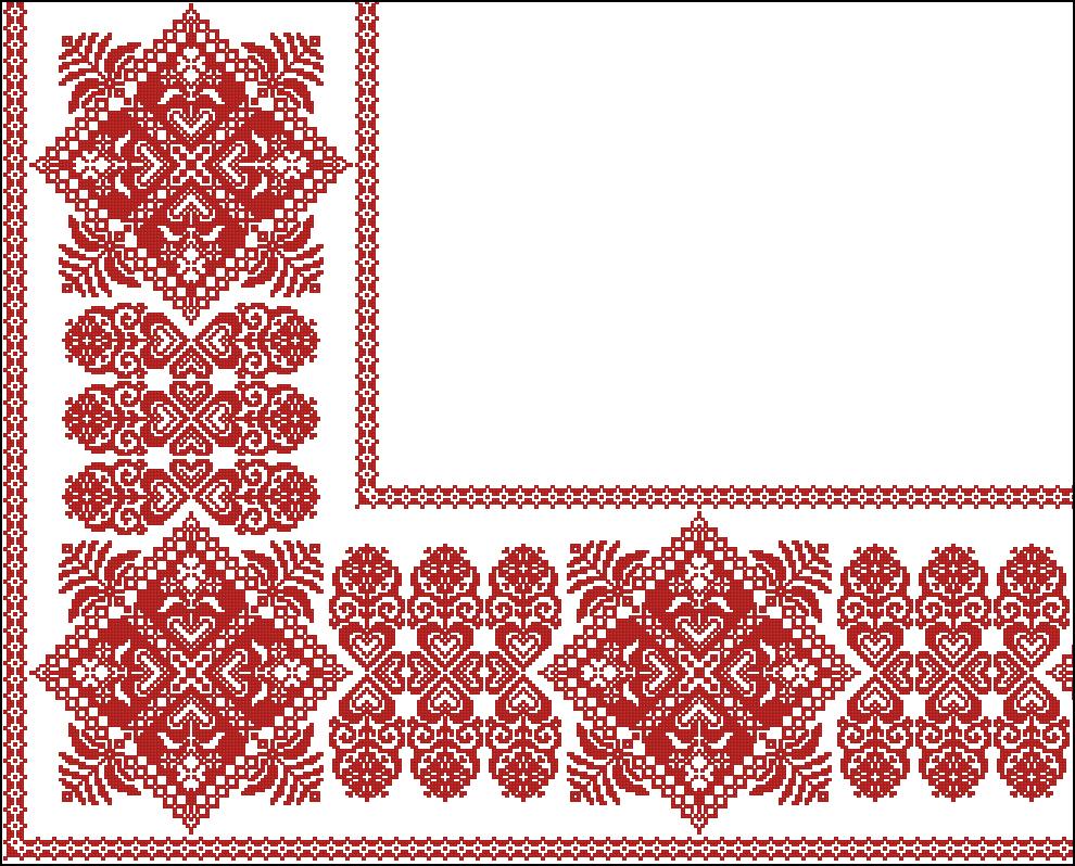 Вязание из салфеток