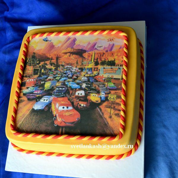 Тачки торты фото лучшие торты