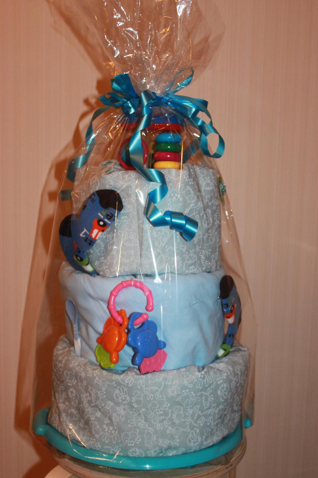 Амигуруми торт фото 3
