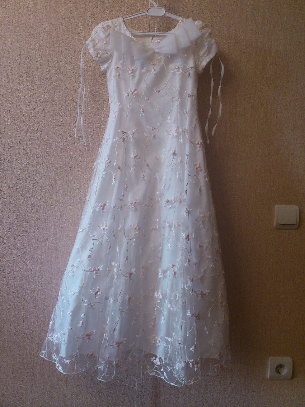 Платья на выпускной 4 класс рост140