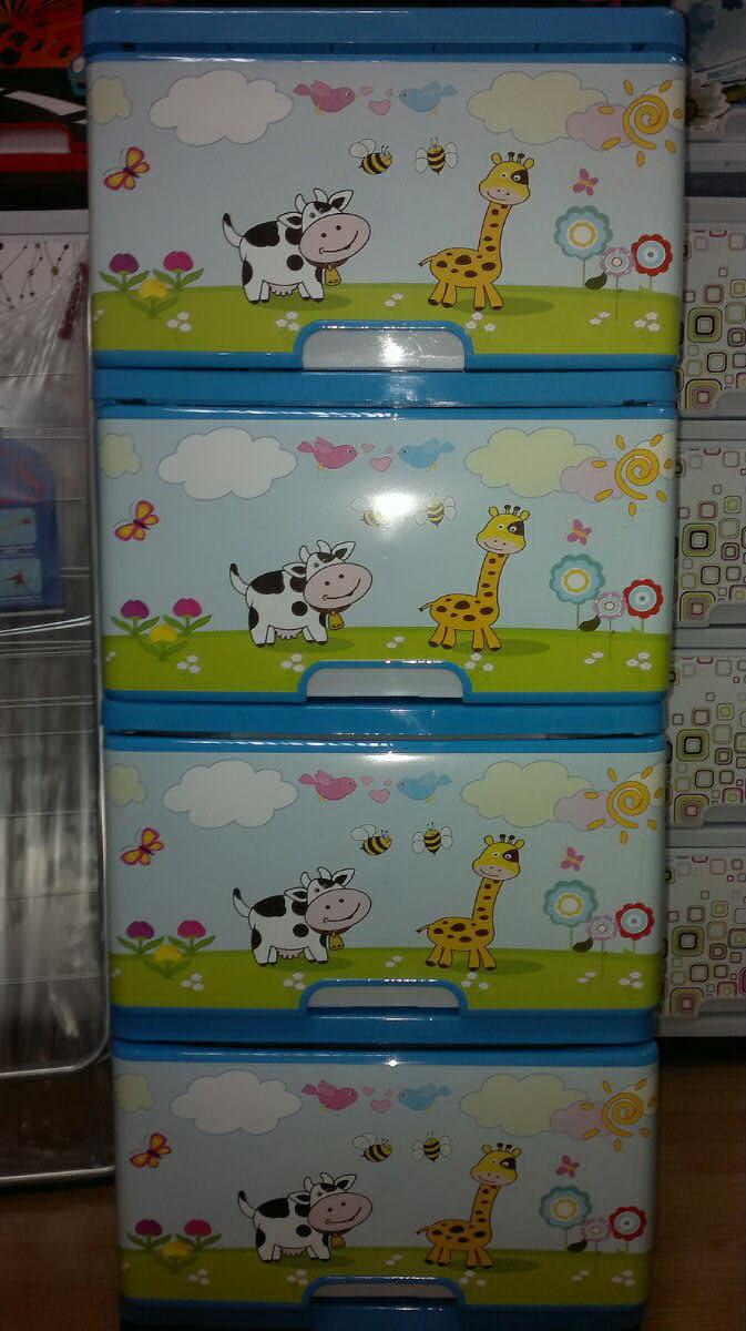 Купить пластмассовые комоды для игрушек