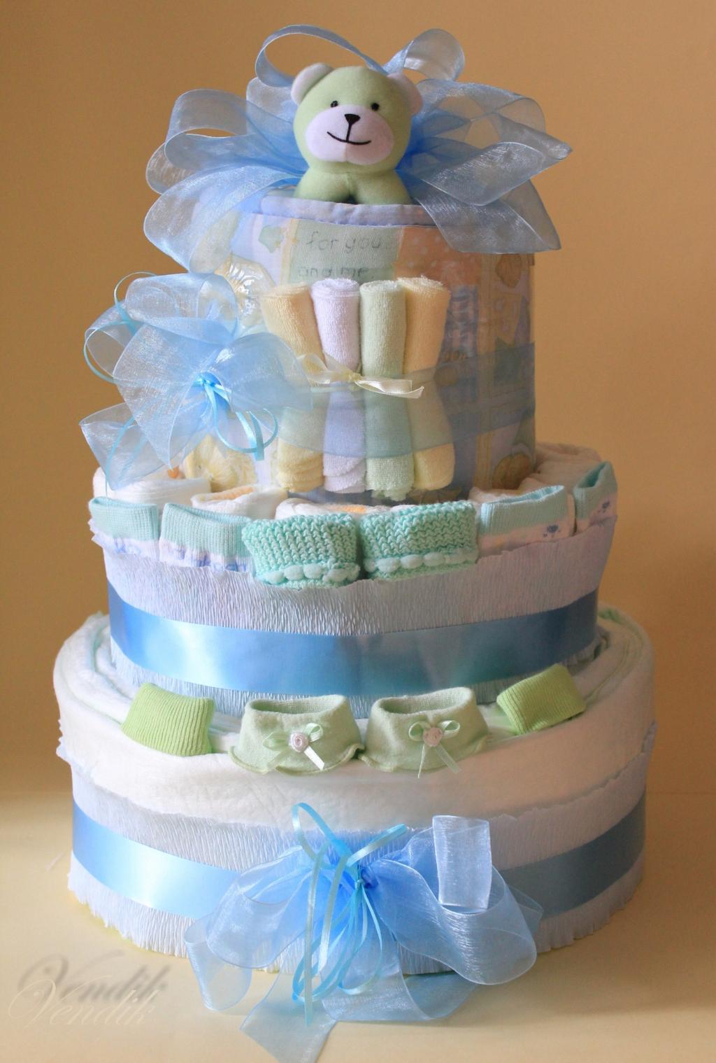 Тортики из конфет своими руками