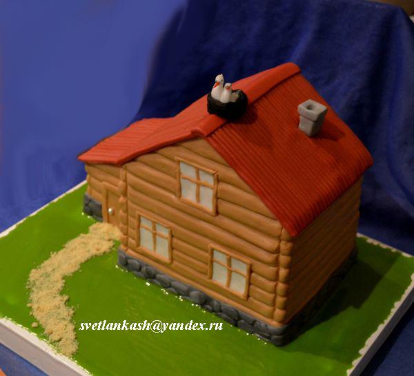 Как сделать дома торты
