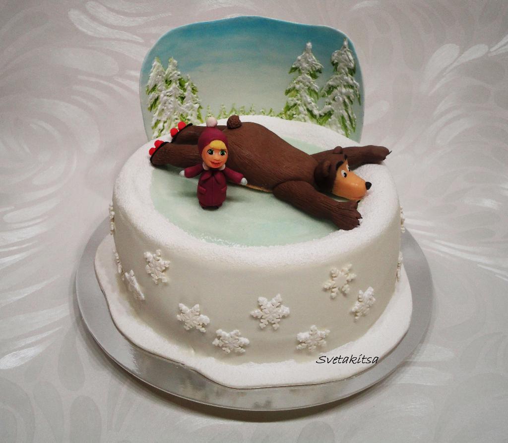 Торт блинный крепвиль медовый торт