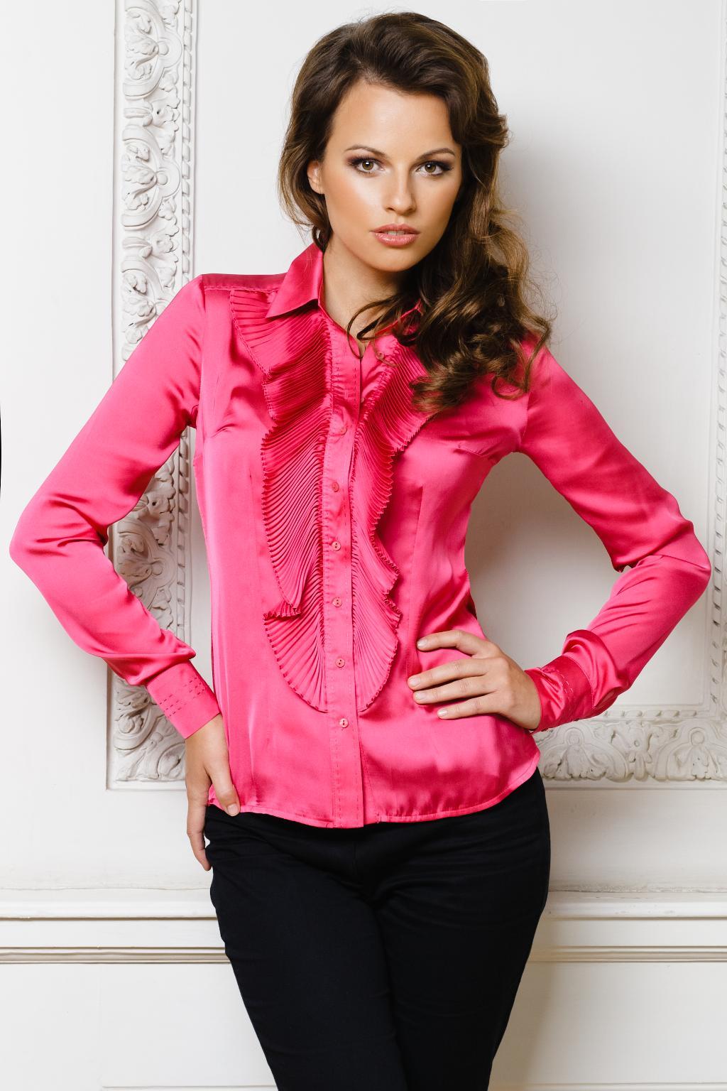 Блузки Очень Красивые Купить