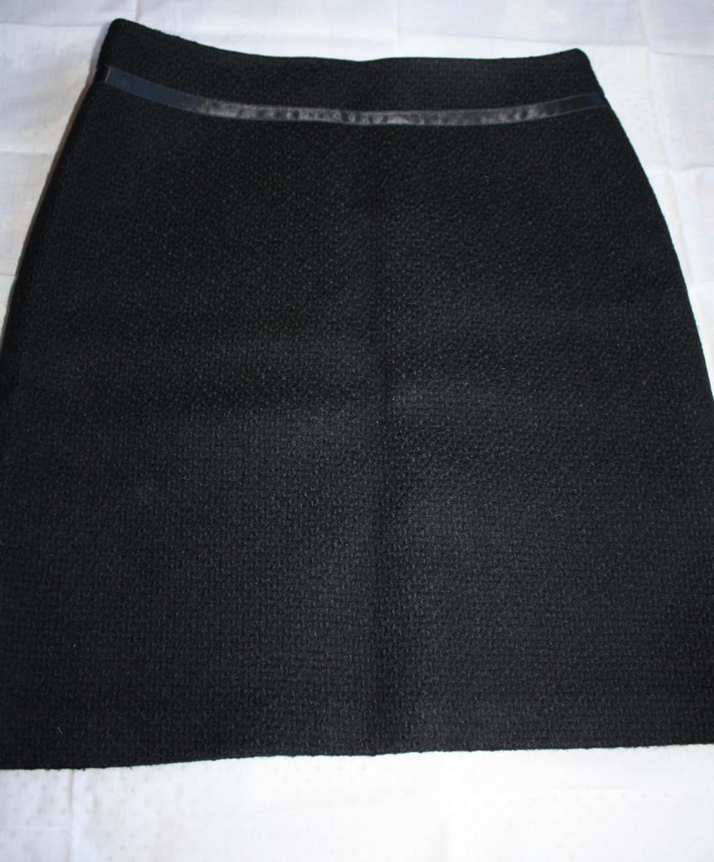 Шерстяная юбка 7