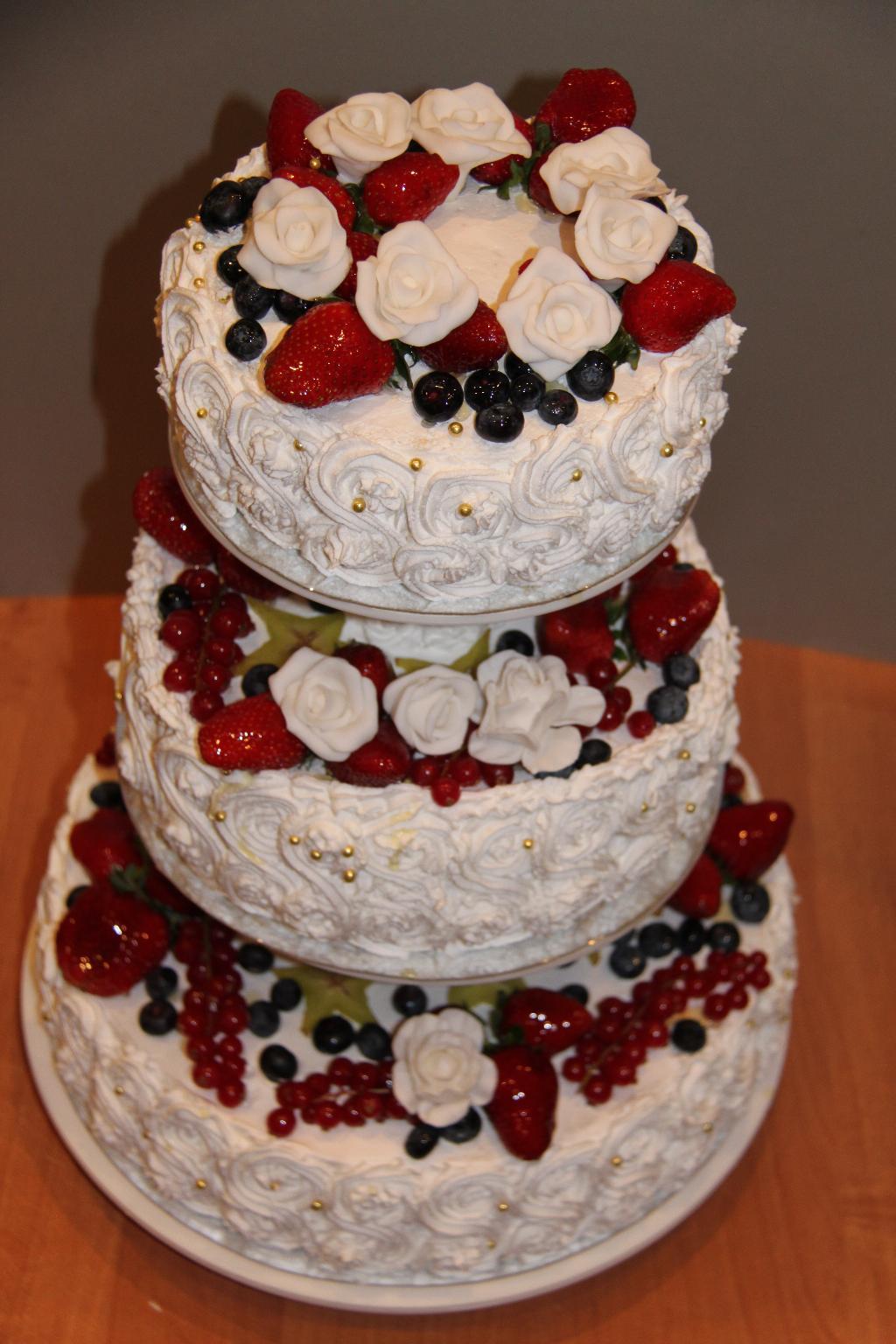 торт суфле с фруктами рецепт видео