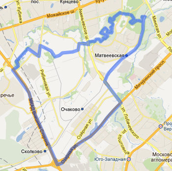 Строительство большая очаковская 15 мосэнерго адрес карта является одним