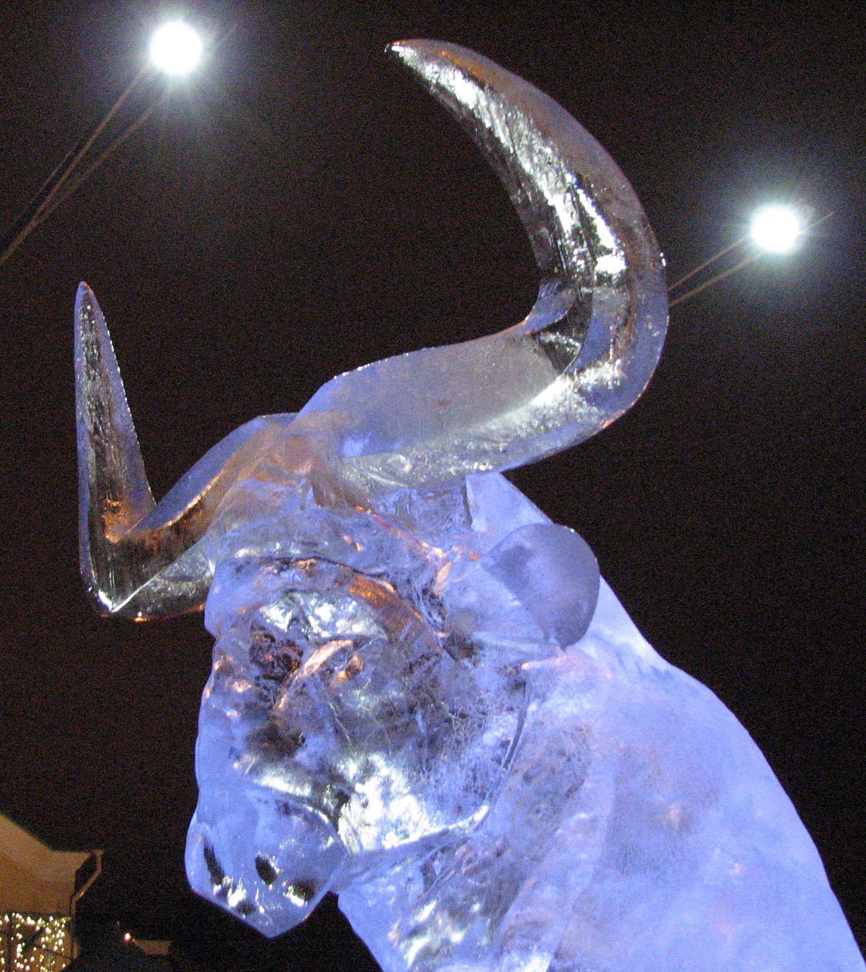 Фотоконкурс блиц фигуры из снега и