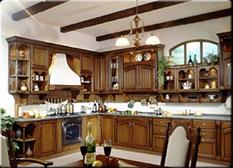 Кухни Юлис.  Кухня Надежда.