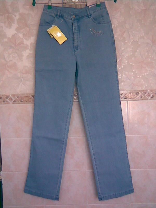 Магазин женской джинсовой одежды