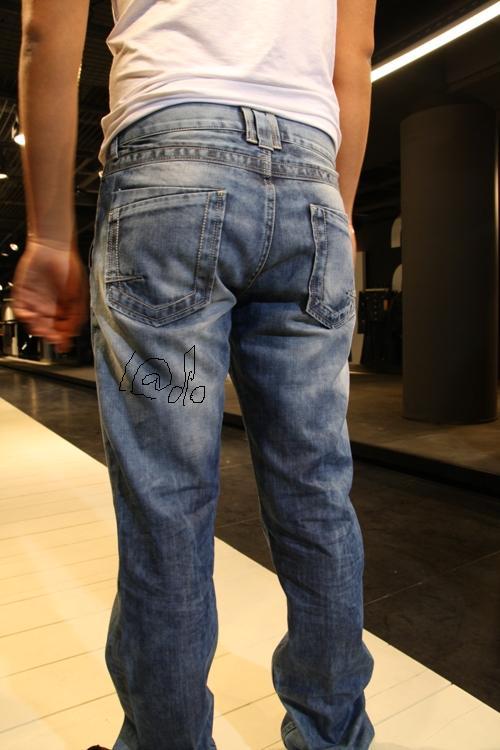 охотный ряд летние джинсы