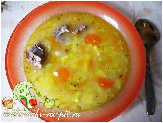 С какой крупой сварить суп