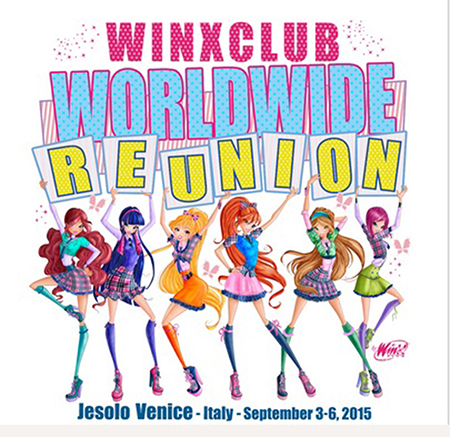 Всемирный фестиваль Винкс