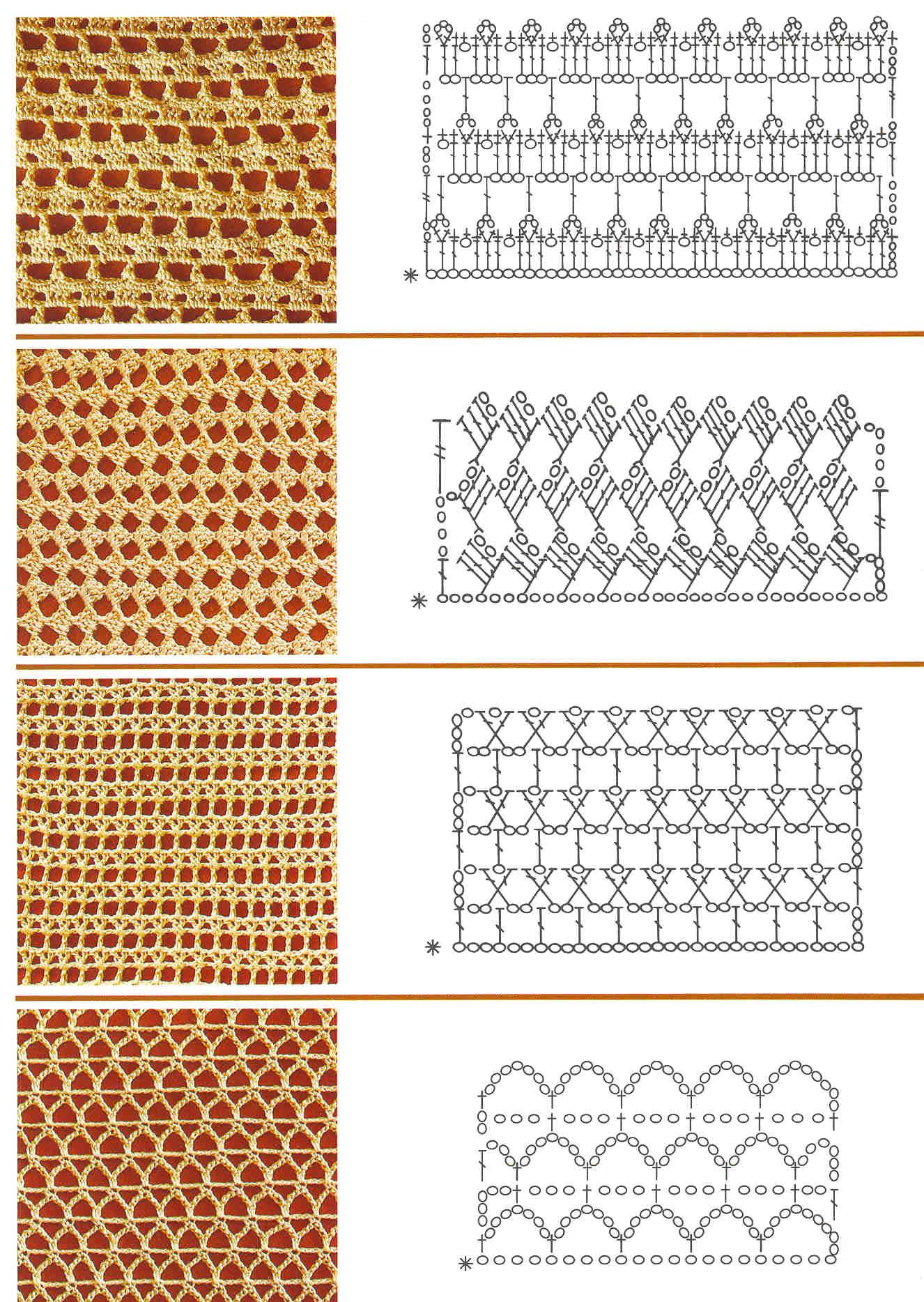 Планета Вязания Сайт по вязанию спицами и крючком: уроки 67