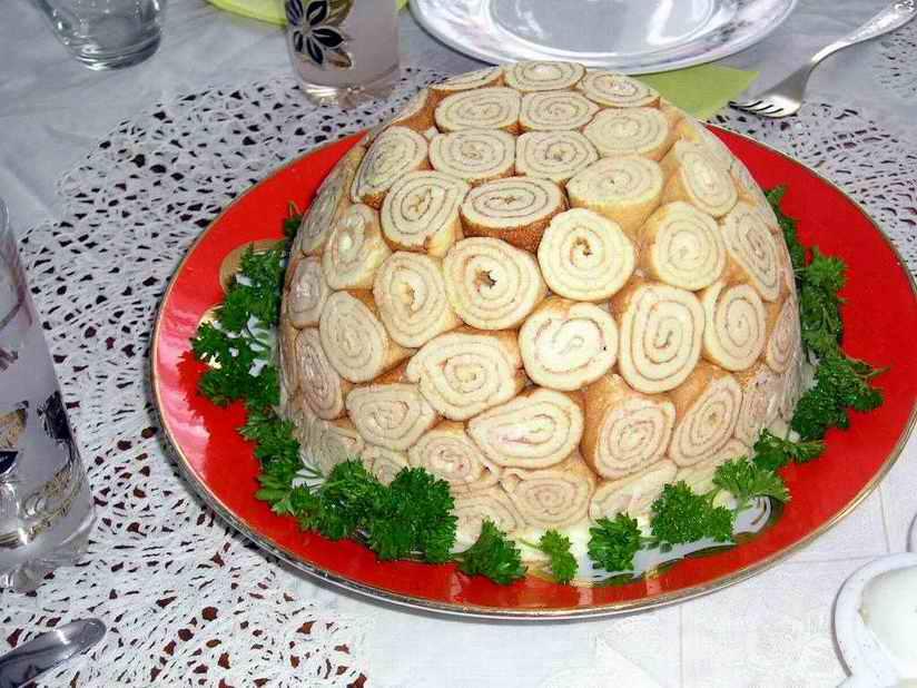 Рецепт приготовления с фото овощного салата шарлотка на зиму